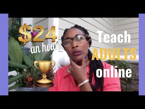 The Best Online ESL Company for Teaching ADULTS
