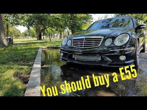 E55 AMG REVIEW