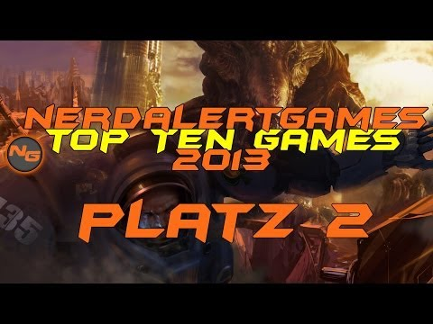 NERDALERTGAMES TOP 10 GAMES 2013 PLATZ 2