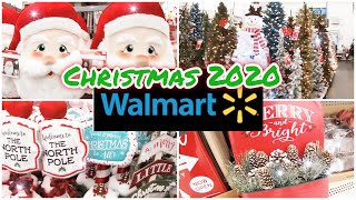 Walmart christmas 2020walmart shop with me november 2020come at for new additions, trees, blow ups and mor...