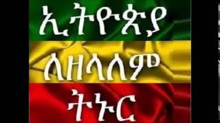 Tsegaye Eshetu   Sendekalama ሰንደቅ ዓላማ