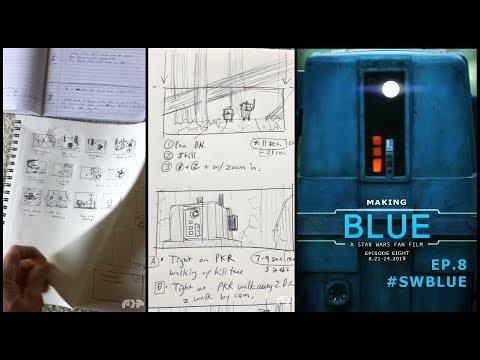 Making BLUE Ep.08: Star Wars Short Film