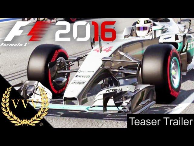 F1 2016 Your Journey Begins Trailer
