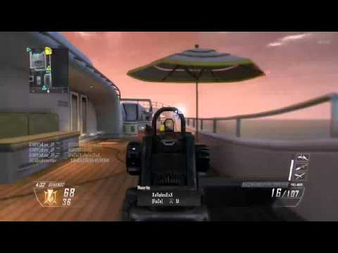 Black Ops II Game Clip I Rachita con la type