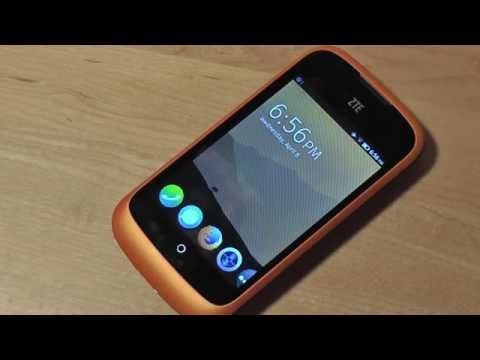 REVIEW: ZTE Open - Firefox OS Smartphone!