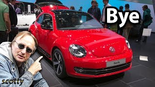 The Death of the Volkswagen Beetle, What Went Wrong
