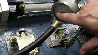 Hydraulique - Régulateur de débit avec clapet anti-retour
