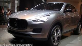 Maserati Kubang 2012 Videos