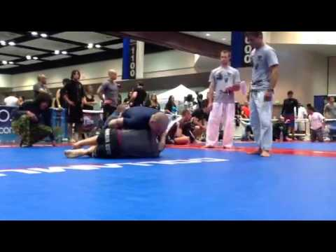 Kyle Wright Gracie Worlds 2013