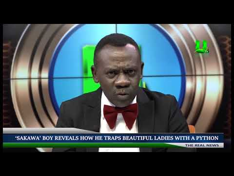 The Real News With Akrobeto A.K.A 'Who Nose Tomorrow' - Episode 7