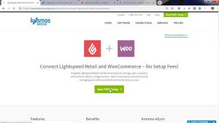 Https://www.kosmoscentral.com/integrations/connect-lightspeed-retail-woocommerce connect lightspeed to woocommerce and sync inventory, orders create prod...
