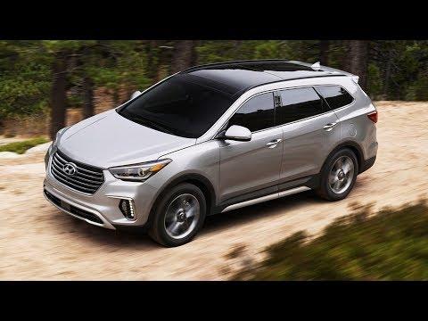 2018 Hyundai Santa Fe Sport - interior Exterior and Drive