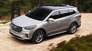 2018 Hyundai Santa Fe Sport interior Exterior and Drive