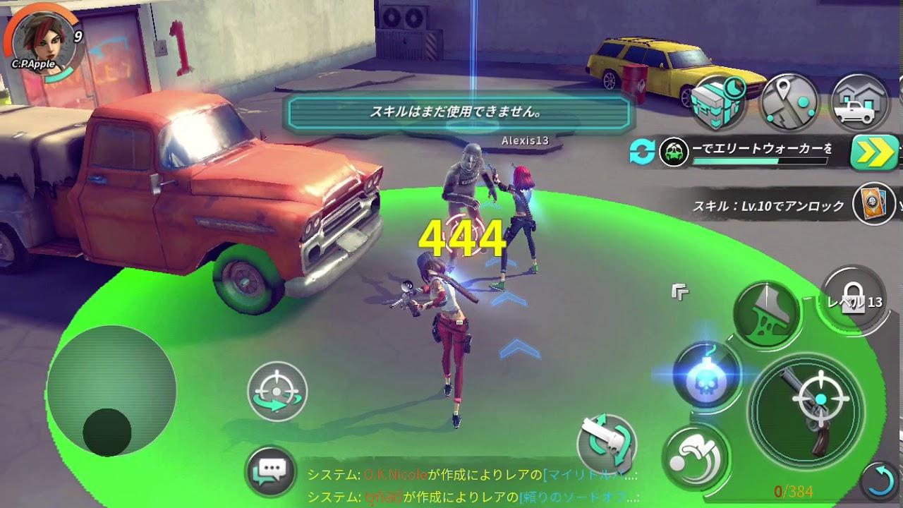 新作ゲーム【DEAD RIVALS】#3 MM...