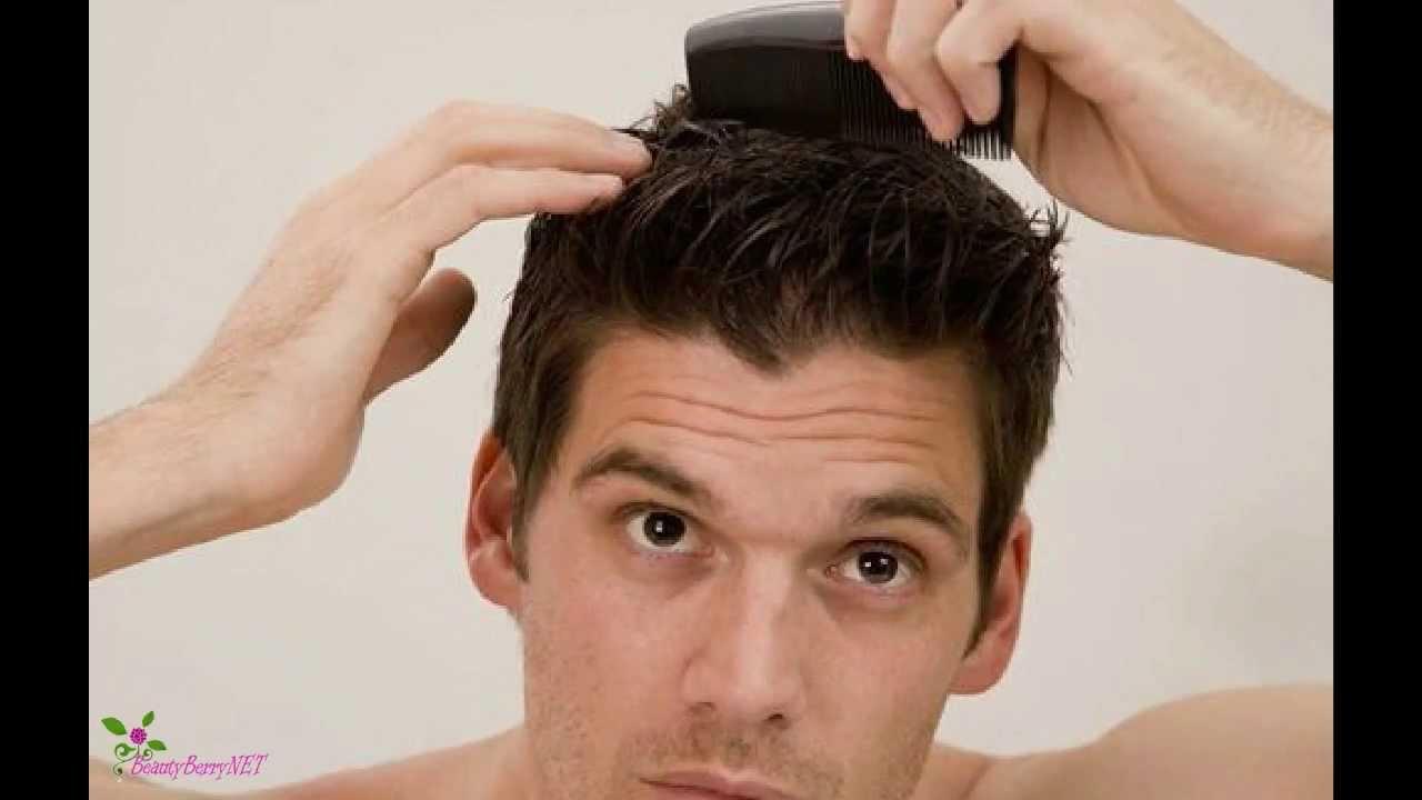 Как ухаживать мальчикам за волосами