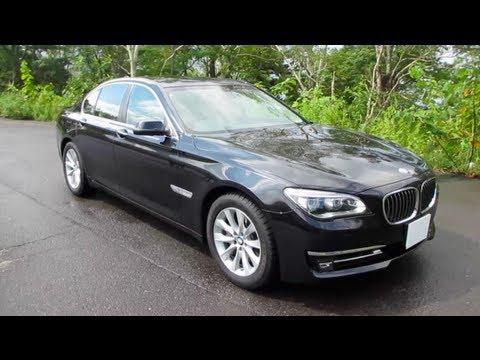 BMW I Exterior Interior YouTube - 740 i bmw