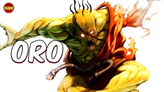 Who is Street Fighter's Oro? Too Powerful to Fight Fair