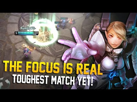 THE FOCUS IS REAL!! Vainglory 5v5 Gameplay - Celeste |CP| Mid Lane Gameplay