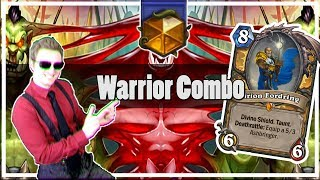 Hearthstone: More Crazy Warrior Combos