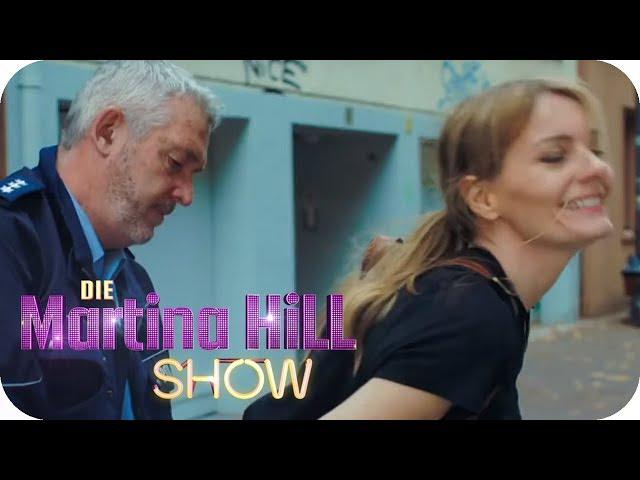 Hinter Gittern   Die Martina Hill Show   SAT.1 TV