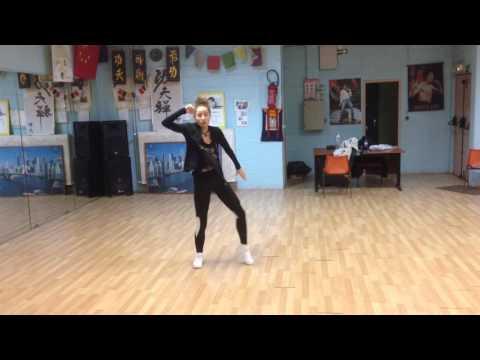 Patoranking - Girlie 'O' Remix - ft. Tiwa Savage Choregraphy- (Dance vidéo) -chorégraphie - Fred