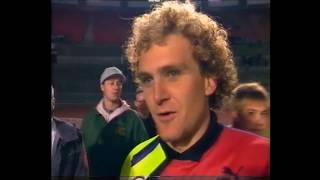 1992 Fortuna Düsseldorf - FC Hansa Rostock 5:2 n.E. | Schmadtke hält 2 Elfer und verwandelt selbst