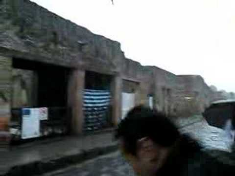 Pompeii Rain