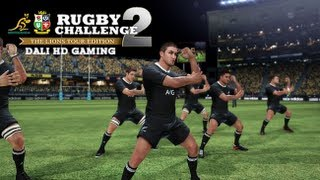 Rugby Challenge 2 PC Gameplay HD 1080p