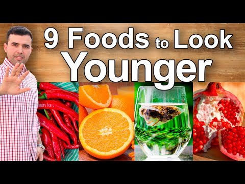 9 Anti-Aging Foods To Stay Young And Rejuvenate Naturally – Best Juices, Fruits And Vegetables