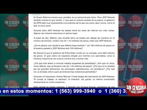 """ARREOLA A AMLO: DE UN PERIODISTA """"CHAYOTERO"""" AL PRESIDENTE LÓPEZ OBRADOR"""