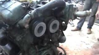 Acelerando um Motor Detroit Diesel 6V53 - Aumente o som!