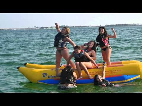 Banana Boat Rides. Mobile Sports Destin Florida
