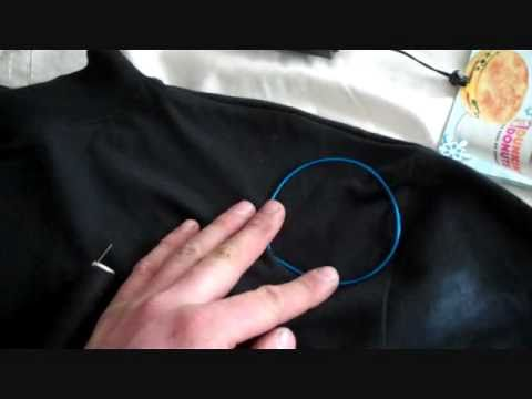 How to make a Tron Legacy costume - YouTube
