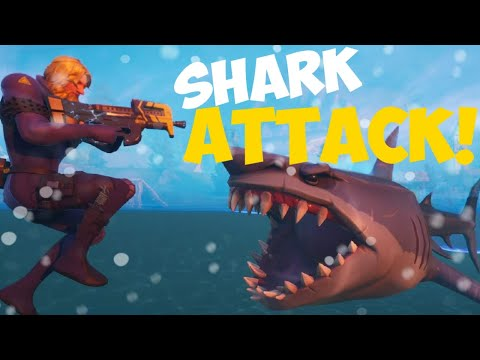 Fortnite - SHARK ATTACK!