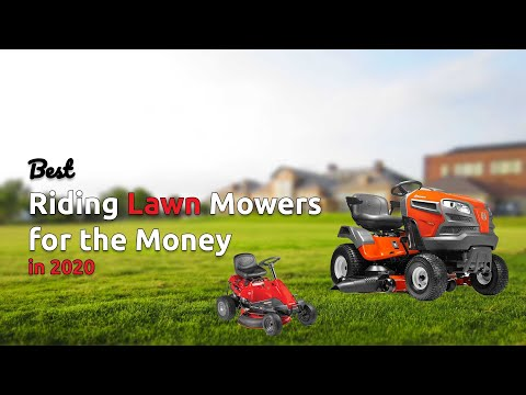 Top 10 Best Riding Lawn Mowers Reviews 2020