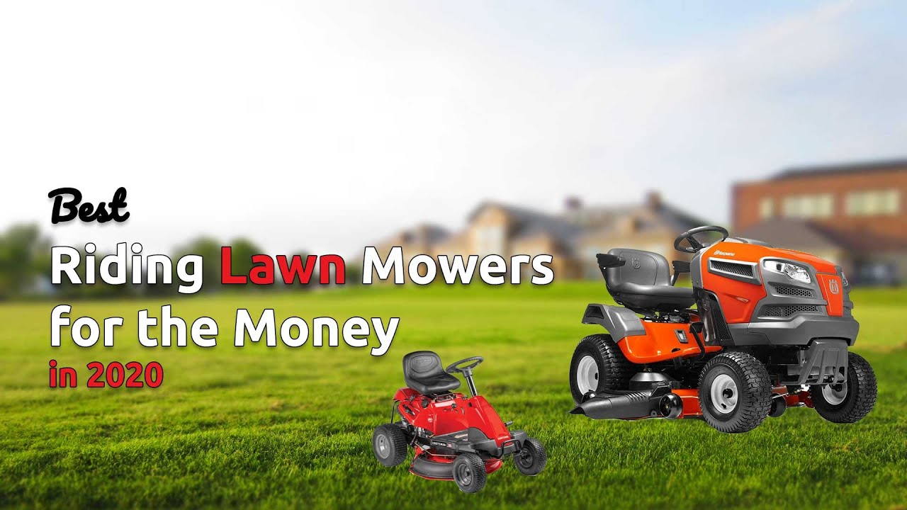 Top 10 Best Riding Lawn Mowers Mower Reviews