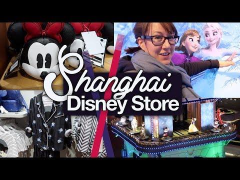 Shanghai Disney Store!