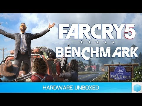 Far Cry 5: AMD VEGA Delivers, 50 GPU's Benchmarked!
