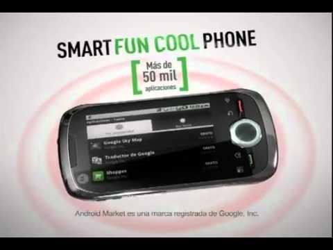 Comercial Motorola i1 de Nextel