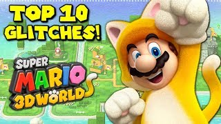 Super Mario 3D World - Glitch Compilation