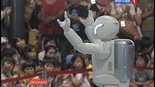 Роботы в Японии / Robots in Japan