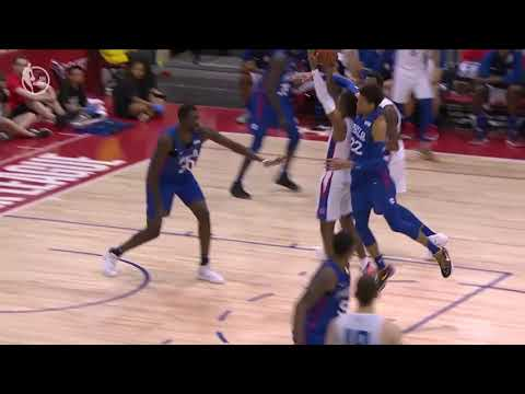 Detroit Pistons | #Trending: Jordan Bone Summer League Highlights