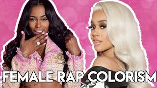 Kashdoll Colorism Comments- SHE'S CLUELESS #GirlTalk
