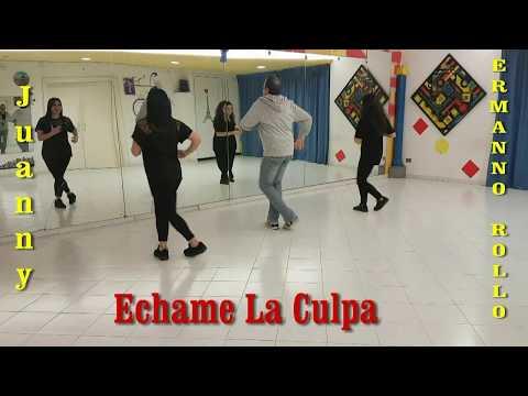 Luis Fonsi, Demi Lovato - Échame La Culpa Coreo Juanny' e Ermanno Rollo RBL SEGUE VIDEO DI SPALLE
