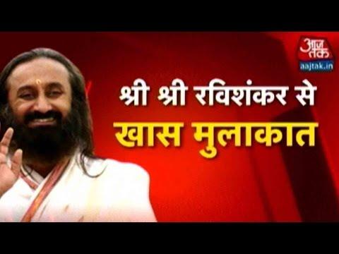 Exclusive: Sri Sri Ravi Shankar Speaks On The Shani Shingnapur Temple Row