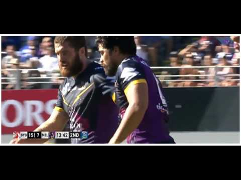 (HD) NRL Auckland Nines 2017 SF 2 | Roosters v Storm | Game Highlights | Rugby League