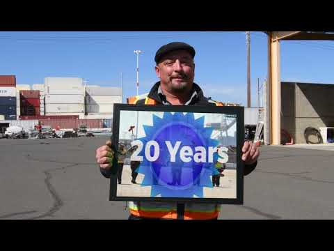 Celebrating Our People - Port of Oakland Employee Appreciati