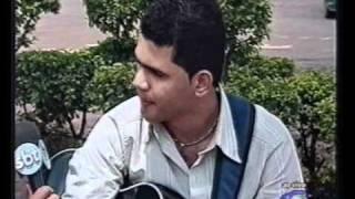 cantor Eduardo Alves - Concurso SBT