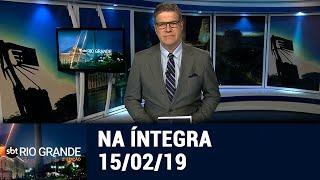 SBT Rio Grande 2ª edição - 15/02/19 - programa completo
