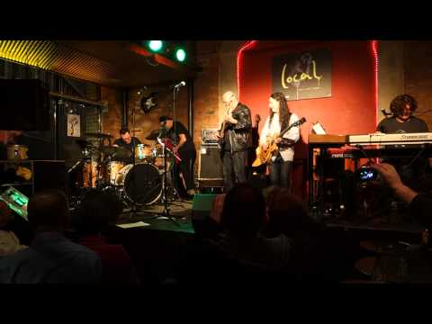 Karl Horak Live im Local feat. Alf Poier, 21 12 2013 - Da Koarl is g'stuam